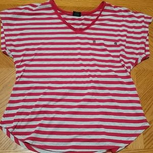 Faded glory striped shirt